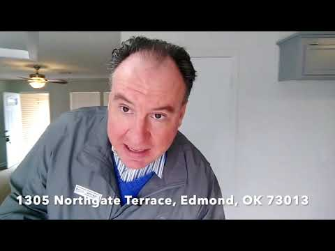 1305 Northgate Edmond, OK 73013 / Edmond House for Sale under $130K