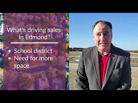 2020 Year End Oklahoma City & Edmond Real Estate Report (Video)
