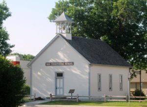 1889 Territorial School