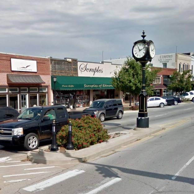 downtown edmond